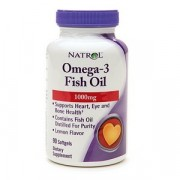Омега-3 Natrol Omega 3 Fish Oil 1000 мг  (90 капс)