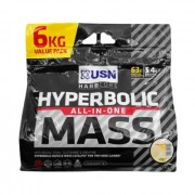 Гейнер со сложными углеводами USN Hyperbolic Mass  (2000g.(bag))