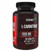 Л-карнитин в таблетках и капсулах Sport Definition Essence Essence L-Carnitine 1000 мг  (90 таб)