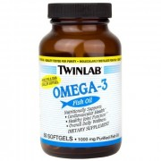 Омега-3 Twinlab Omega-3 Fish Oil  (50 капс)