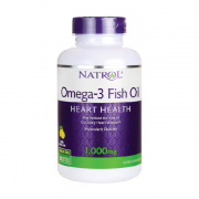 Омега-3 Natrol Omega 3 Fish Oil 1000 мг  (150 капс)